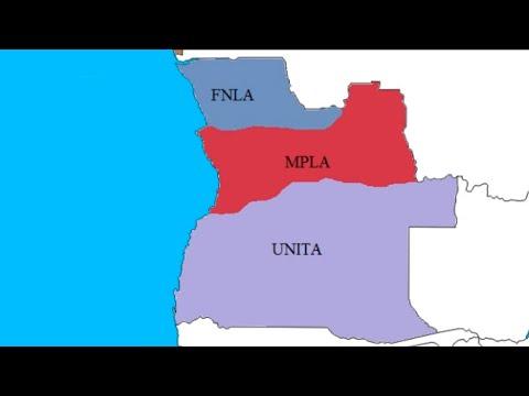 Angolan Civil War
