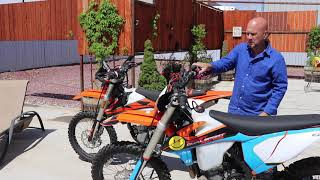 My KTM / HUSKY lost power. Its bogs out under power. WHY? Vid #1 Fuel pressure?