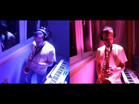 (Jody Jazz JET 7) DEEP HOUSE - instrumental live sax  #1