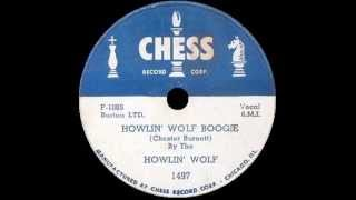Watch Howlin Wolf Howlin Wolf Boogie video