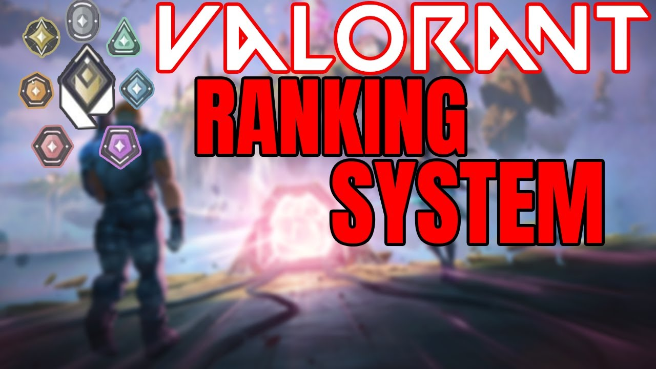 | VALORANT | NEW RANKING SYSTEM - How it works!