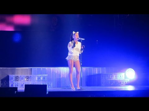 Ariana Grande - The Honeymoon Tour - Ericsson Globe, Stockholm, Sweden - May 21, 2015
