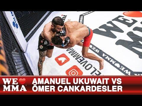 We Love MMA 48 Saarbrücken: Amanuel Ukuwait vs Ömer Cankardesler