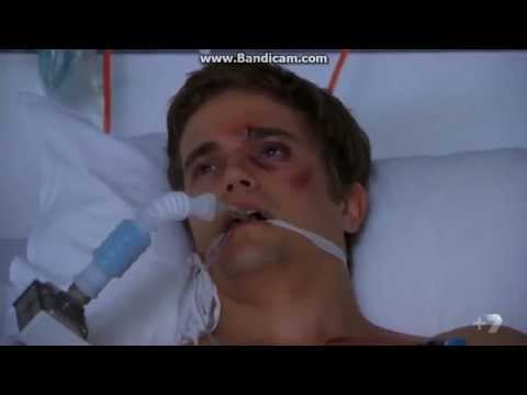 Home and Away - Kyle Wakes up from his Coma (6251)