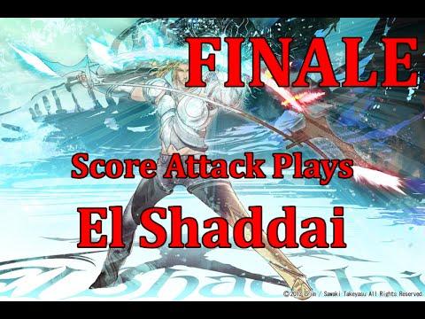 El Shaddai: Ascension of the Metatron - FINALE - Score Attack Plays