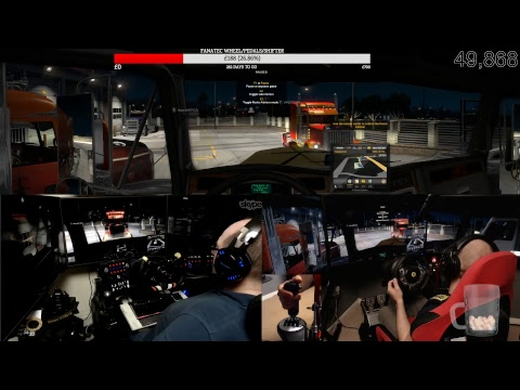 american truck simulator / buying garages with my dad