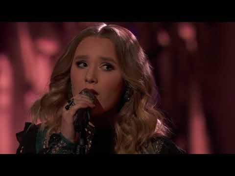 Addison Agen & Norah Jones - The Voice Finale