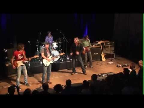 Jimi Hendrix wird 70 ! Claus Müller´s Allstar Band feiert Jimi´s Geburtstag, Part 2