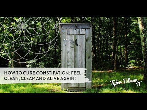 How To Cure Constipation: Feel Clean, Clear And Alive Again!
