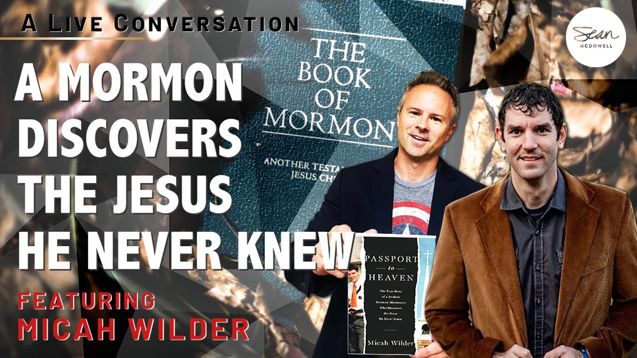 Finding Jesus on a Mormon Mission: The Story of Micah Wilder