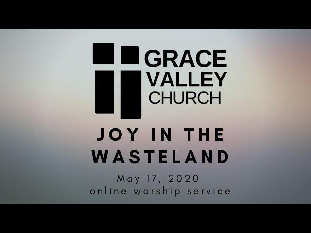 May 17, 2020 GVC Service