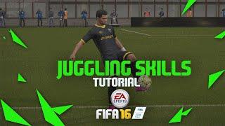 Fifa16-Juggling Skills Tutorial-Xbox/Playstation-HD