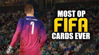 RANKING THE TOP 10 MOST OP PLAYERS IN FIFA HISTORY