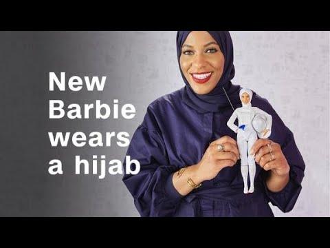 New Barbie Wears A Hijab Youtube