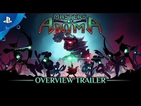 Masters of Anima - Overview Trailer | PS4