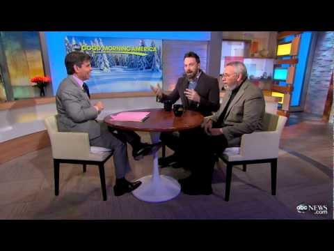 Ben Affleck, Tony Mendez Interview on 'Argo': Director, Inspiration Discuss Film