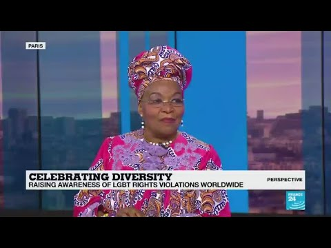 Cameroonian lawyer Alice Nkom: 'LGBT rights are human rights'