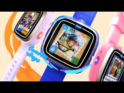 Smyths Toys - VTech Kidizoom Smart Watch