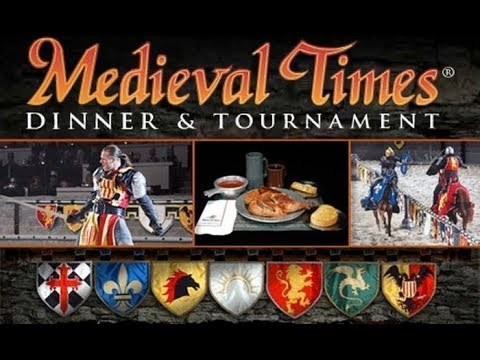 Medieval Warfare  (Our Medieval Times Adventure)