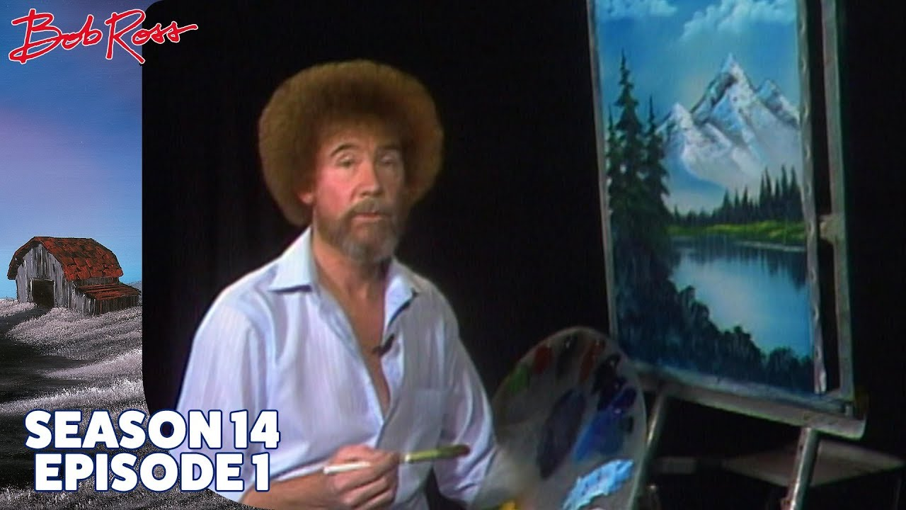 Bob ross painter images wallpaper and free download for Bob ross mercedes benz