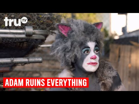 Adam Ruins Everything - Why Going Outside Is Bad For Cats