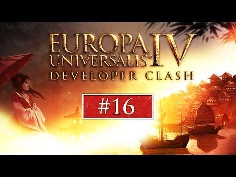 EUIV - Paradox Dev Clash - Episode #16