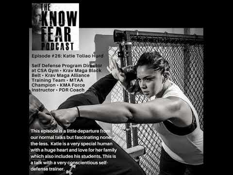 Meet Katie Hurd, Self-Defense Director at Combat Sports Academy (CSA)