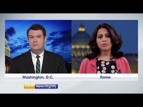 """Vatican proposal to ordain married men is part of """"working document"""" - EWTN News Nightly"""
