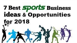 20 Lucrative Sports Business Ideas for 2017   clipzui.com