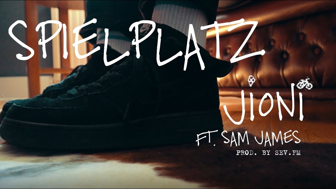 Jioni feat. Sam James - Spielplatz (prod. by sev.FM)