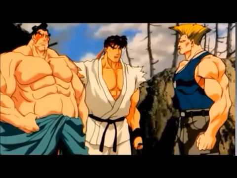 Street Fighter II O filme