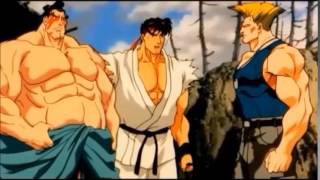 Street Fighter II O filme