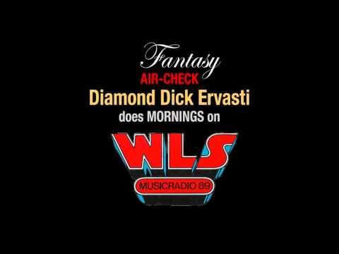 WLS Fantasy Aircheck #2 Diamond Dick Ervasti does Mornings