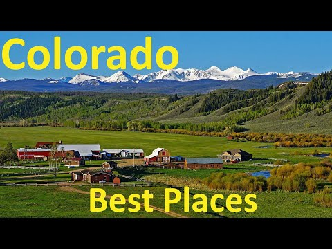 The 10 Best Places To Live In Colorado For 2020