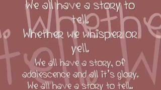 He Is We - Happily Ever After With Lyrics!