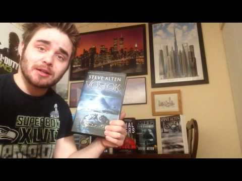 Vostok by Steve Alten (2015) - Culz Paranormal book review.