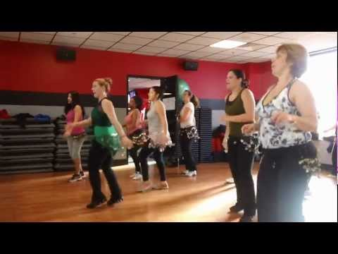Zumba samba Danca du bum bum Travel Video