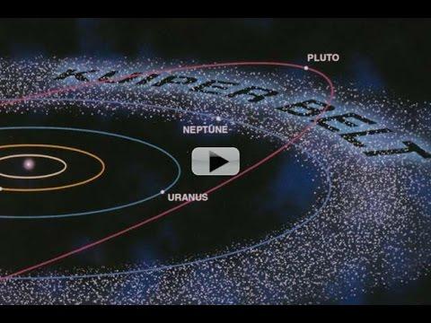 First Mission to Solar System's 'Third Zone' - Kuiper Belt