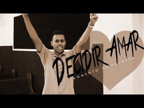 DECIDIR AMAR - Gabriel Bom Jesus