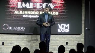 El humor sin groserías del che Alejandro Dávalos - Web o Nada - EVTV - 09/21/19