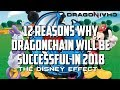 12 Reasons Dragonchain DRGN Will Be HUGE Altcoin in 2018 — Disney Investment | Crypto News
