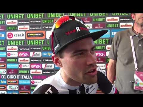 Tom Dumoulin - Post-race interview - Stage 21 - Giro d'Italia / Tour of Italy 2018