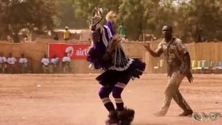 Зажигательная африканская терекма
