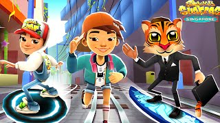 Subway Surfers World Tour In Singapore - New Character Jia!