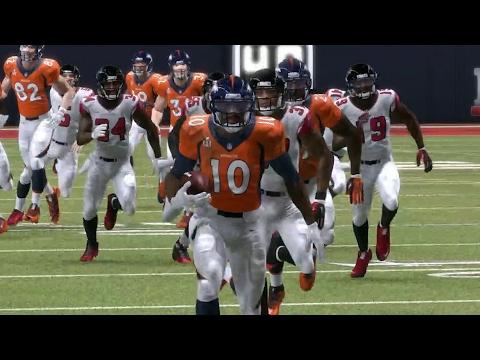 Broncos vs Falcons Super Bowl 51