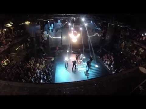 Funky Habits show at Red Bull BC one cypher Greece 2014