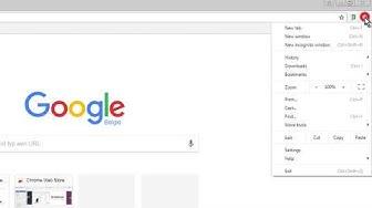 Google Chrome auf deutsch einstellen