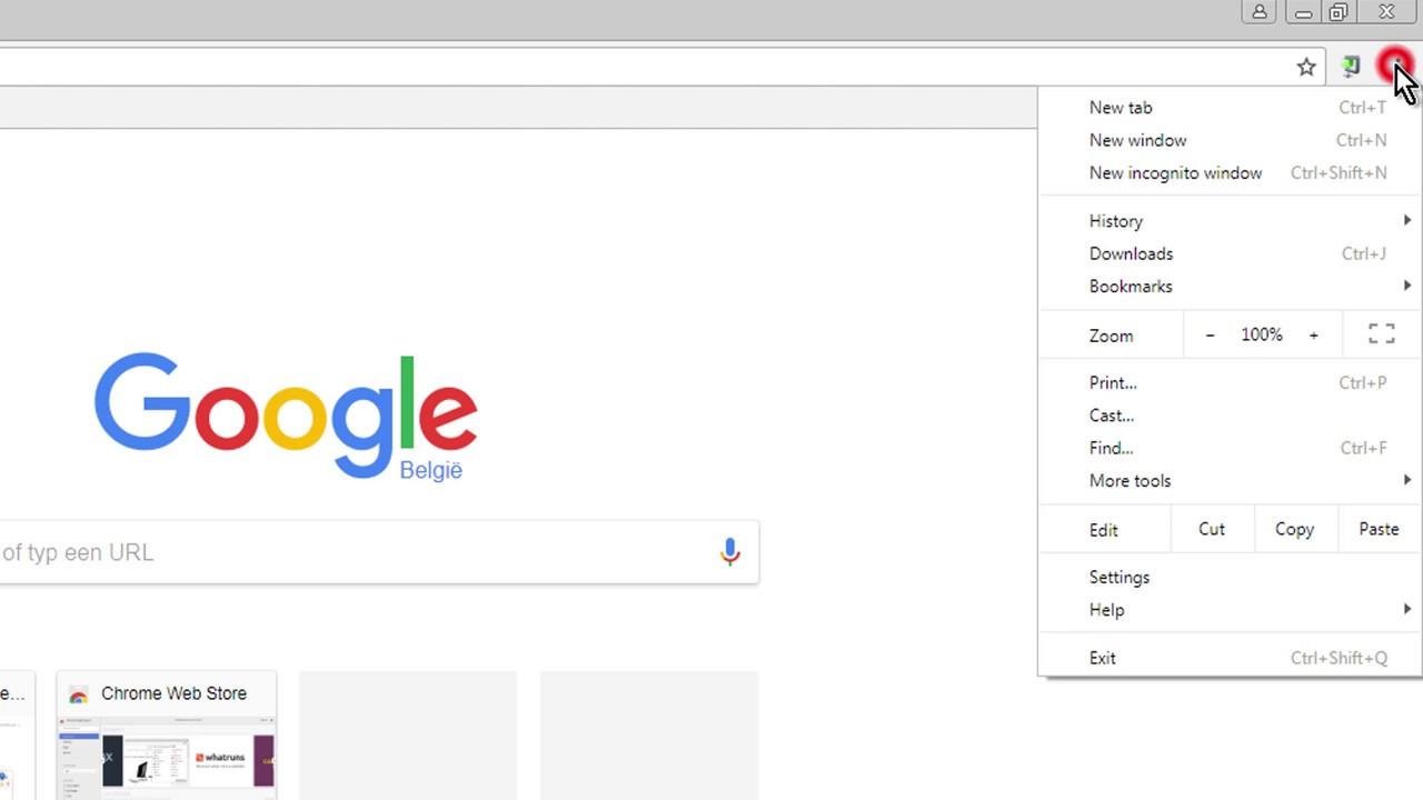 Update Google Chrome - Computer - Google Chrome Help