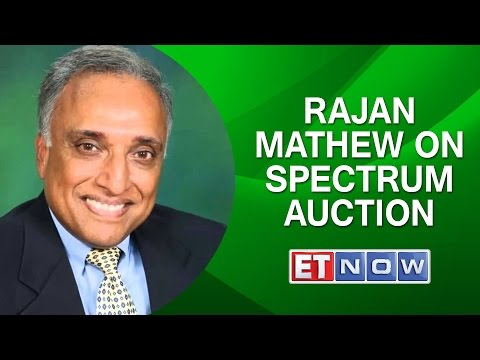 Rajan Mathew on Spectrum Auction