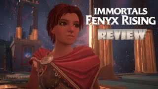 Immortals: Fenyx Rising (Switch) Review (Video Game Video Review)